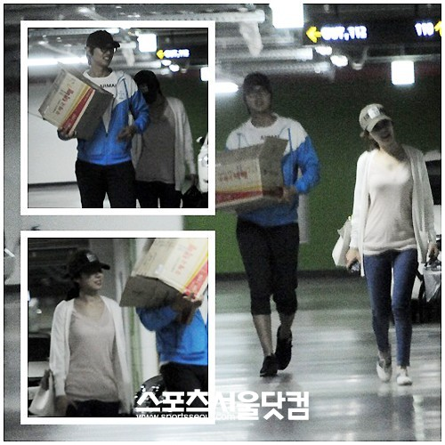 yoo na dating They both know what dating news means, like yoona had with lsg--put her in a lot of stress and her weight dropped to the worrying stage (2014).