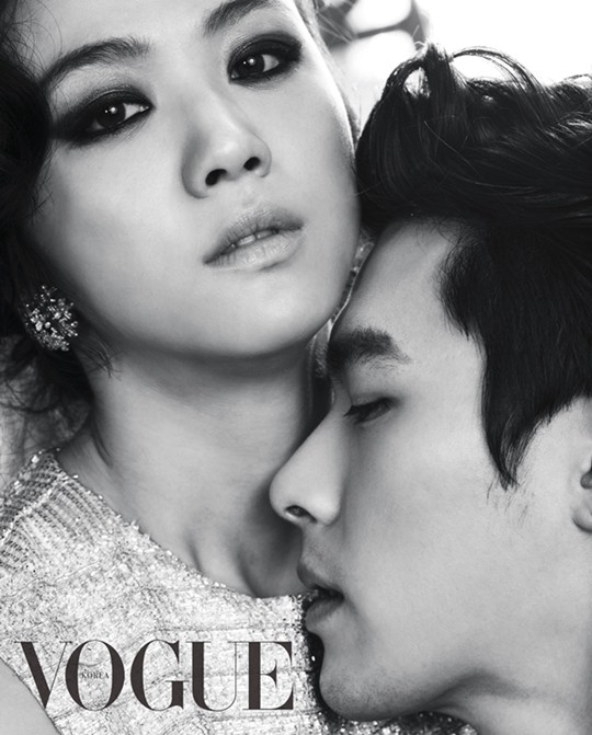 hyun bin and tangwei vogue 6
