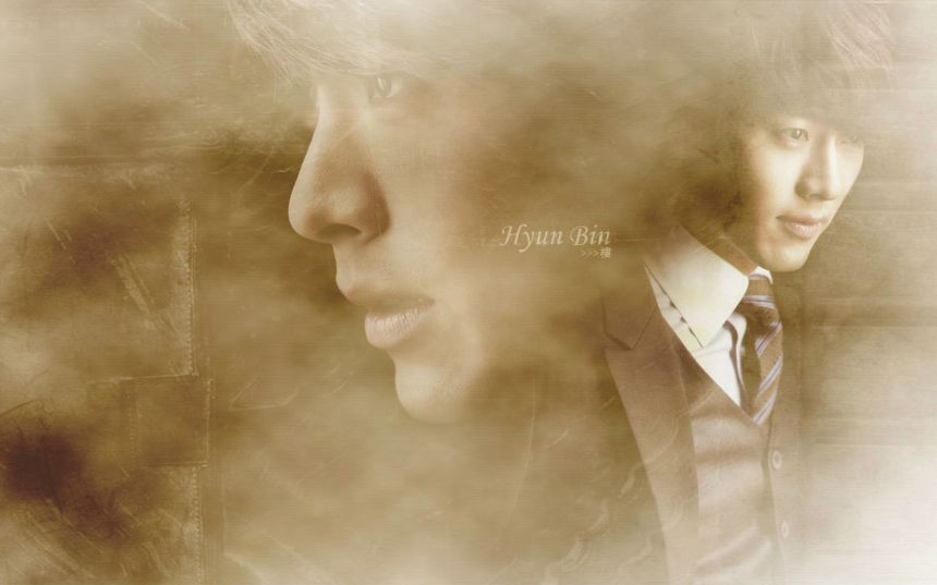 hyun bin cine 2 fanmade wall 3