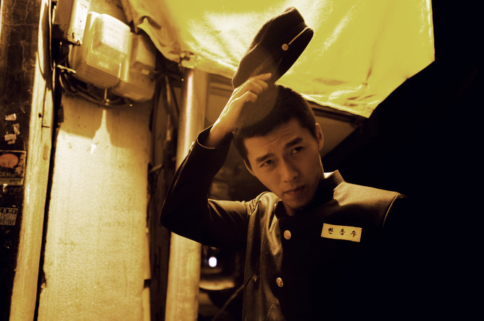 hyunbin as dongsoo W photoshoot