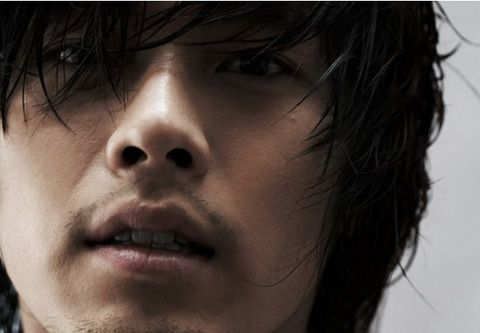 hyunbin mustache and hair
