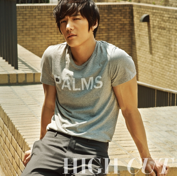 choi jin hyuk high cut 1