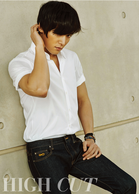 choi jin hyuk high cut 3