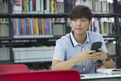 Kang Min Hyuk The Heirs 2