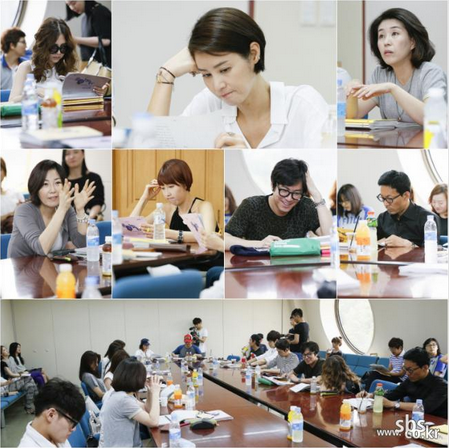 the heirs script reading 3